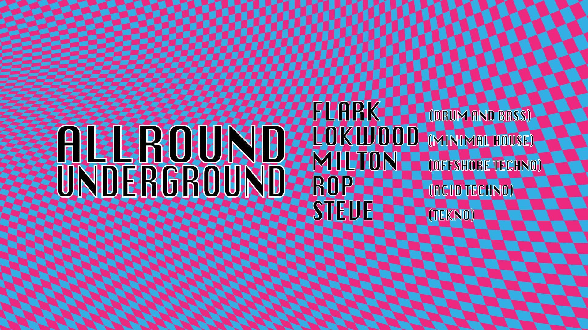 Allround Underground - V1 - Here & Now in Groningen